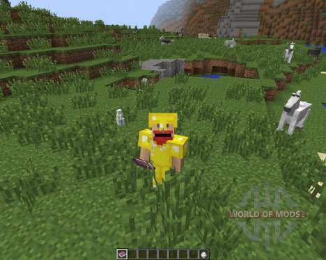 Familiars [1.7.2] for Minecraft