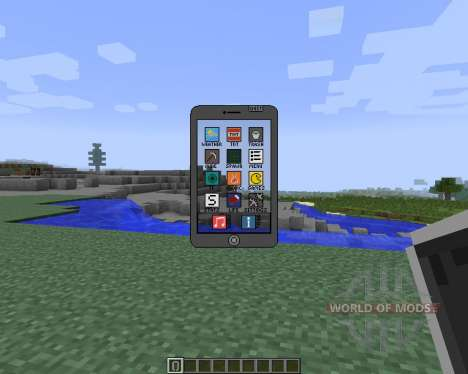 iPod [1.7.2] for Minecraft