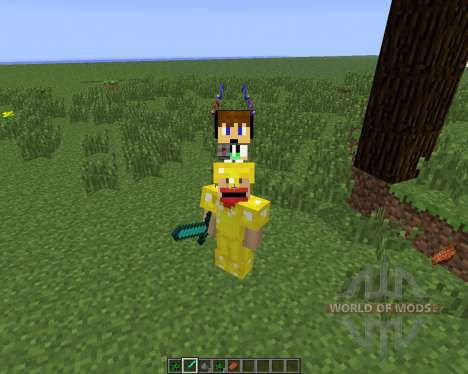 iChuns Hats [1.6.4] for Minecraft