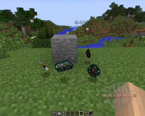 Weeping Angels [1.7.2] for Minecraft
