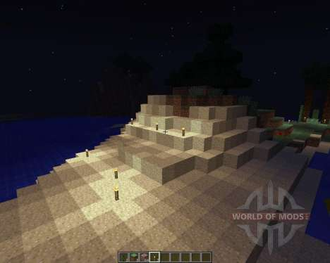 PeacefulSurface [1.8] for Minecraft