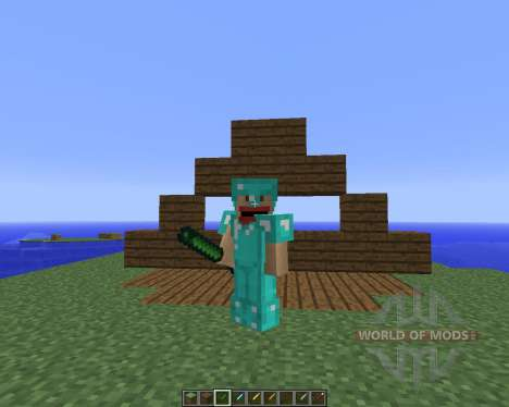 Smash Bats [1.5.2] for Minecraft