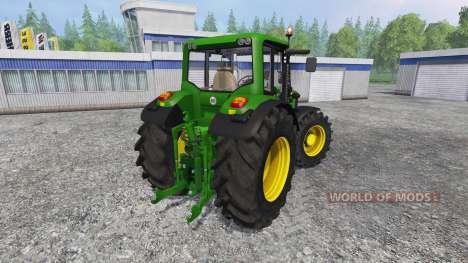 John Deere 7430 Premium full for Farming Simulator 2015