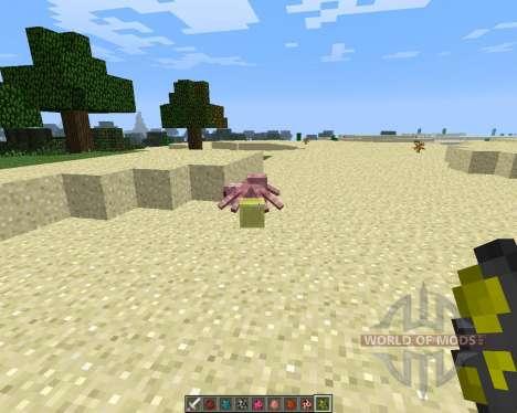 CandyCraft [1.6.4] for Minecraft