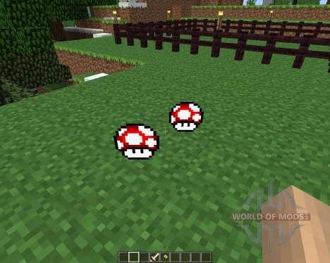 Super Mario [1.5.2] for Minecraft