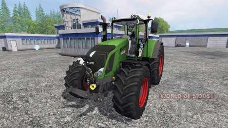 Fendt 828 Vario full fix for Farming Simulator 2015