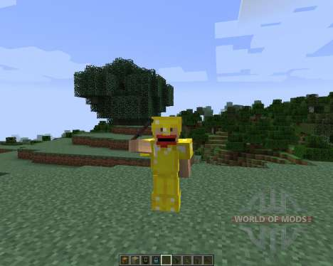 DayZ [1.7.2] for Minecraft