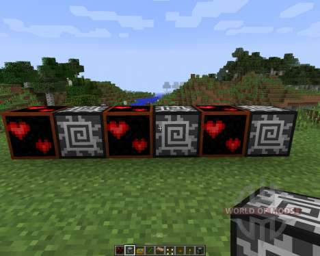 Minecessity [1.7.2] for Minecraft