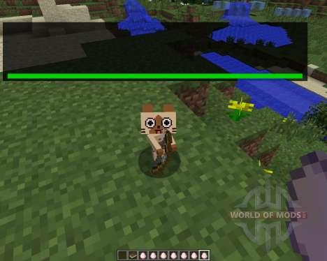Dog Cat Plus [1.7.2] for Minecraft