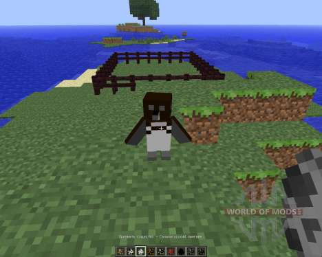 Rancraft Penguins [1.5.2] for Minecraft