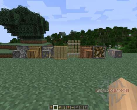 MineDeco [1.7.2] for Minecraft