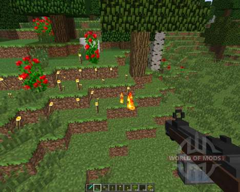 Torched [1.7.10] for Minecraft