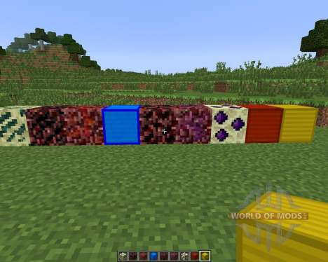 SpiritOres [1.7.10] for Minecraft