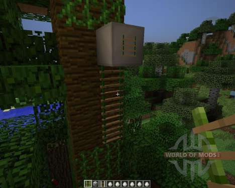 Ladders [1.7.2] for Minecraft