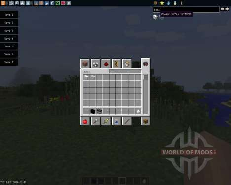 Coolers [1.7.2] for Minecraft