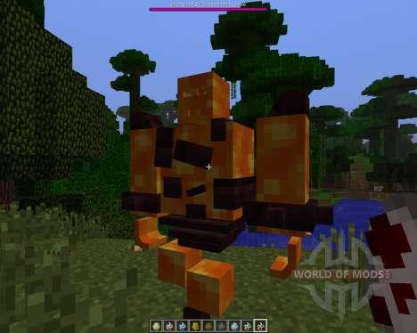 Elementals [1.6.4] for Minecraft