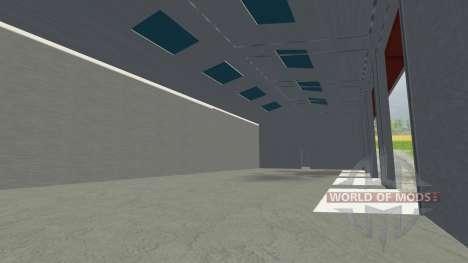 Garage for Farming Simulator 2015