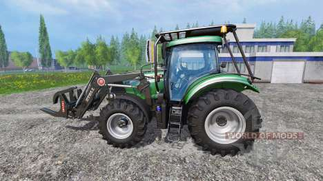 Case IH Puma CVX 160 Forest v2.0 for Farming Simulator 2015