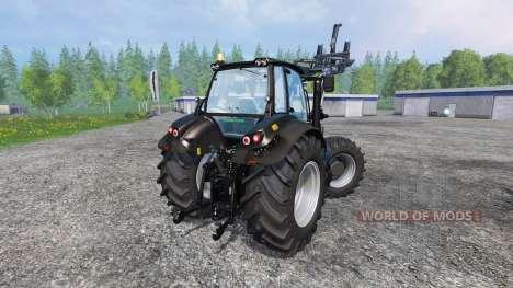 Deutz-Fahr Agrotron 7250 TTV FL Black Edition for Farming Simulator 2015