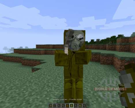 Enemy Soldiers [1.7.2] for Minecraft