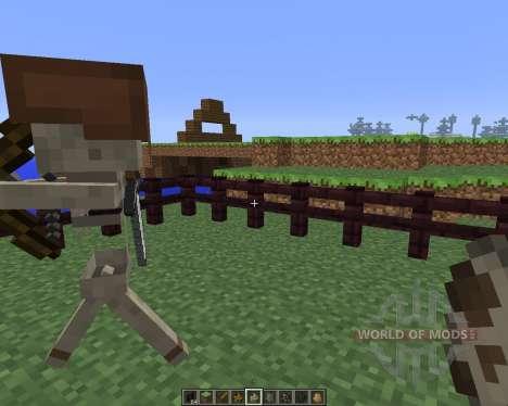 Primitive Mobs [1.5.2] for Minecraft