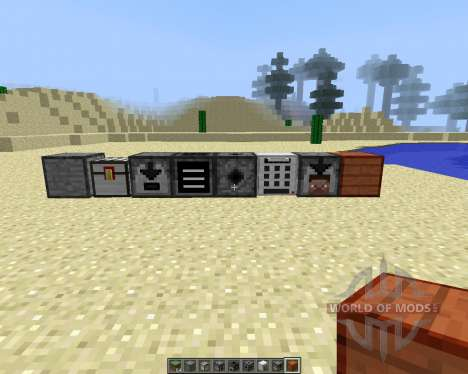 SecurityCraft [1.8] for Minecraft