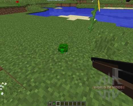 Turtle Gun [1.8] for Minecraft