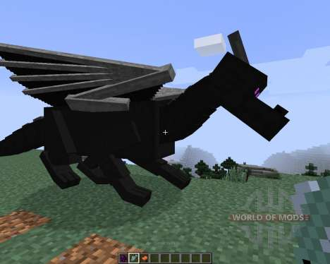 Dragon Mounts [1.7.2] for Minecraft