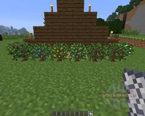 Plant Mega Pack [1.6.4] for Minecraft