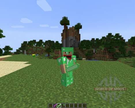 Better Armor 2 [1.7.2] for Minecraft