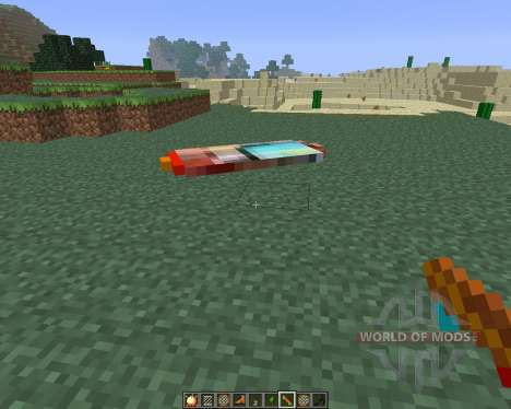 Ore Spawn [1.6.4] for Minecraft