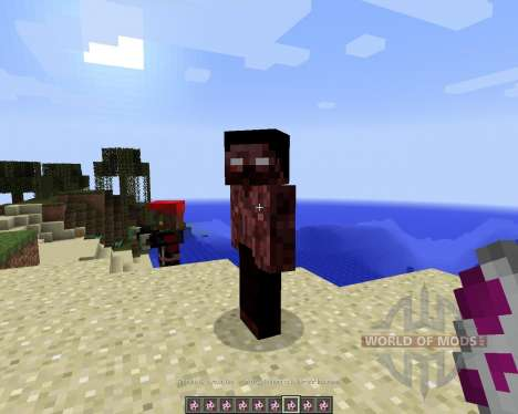 More Herobrines [1.7.2] for Minecraft