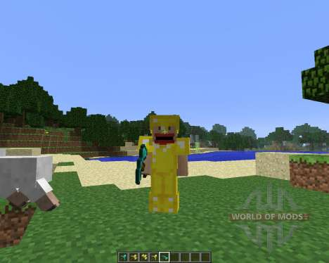 Ultimate Tools [1.6.4] for Minecraft