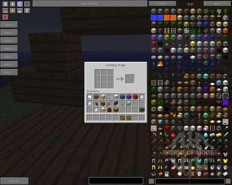 Super Crafting Frame [1.5.2] for Minecraft