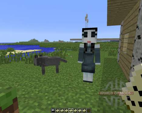 CreepyPastaCraft Revived [1.6.4] for Minecraft