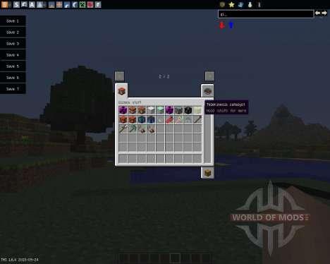 Gizmos [1.6.4] for Minecraft