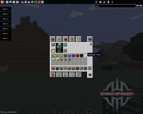 Inventory Tweaks [1.6.4] for Minecraft