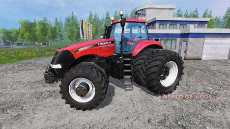 Case IH Magnum CVX 320 v1.3 for Farming Simulator 2015