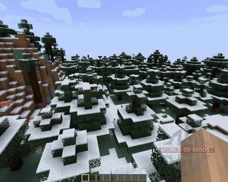 FrostCraft (Frozen) [1.7.2] for Minecraft