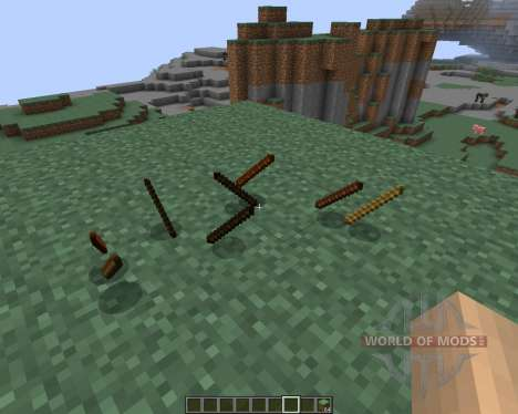 Harry Potter Wands [1.7.2] for Minecraft