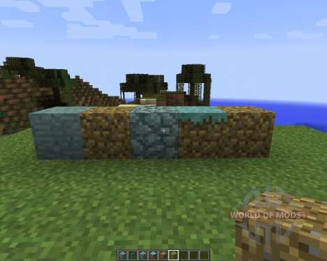 Mo Boots [1.7.2] for Minecraft