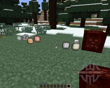Ancient Warfare [1.6.4] for Minecraft