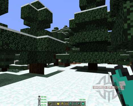 Show Durability 2 [1.6.4] for Minecraft