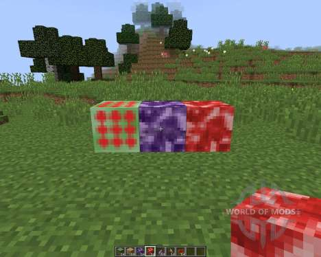 Bacteria [1.8] for Minecraft