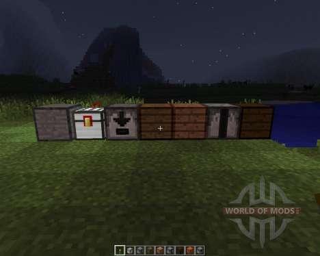 SecurityCraft [1.8] for Minecraft