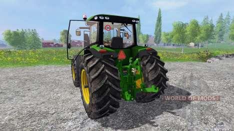 John Deere 8310R for Farming Simulator 2015