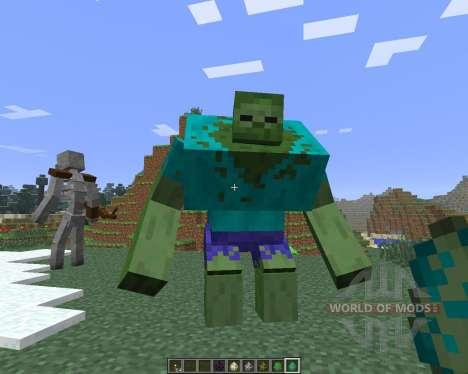 Mutant Creatures [1.6.4] for Minecraft