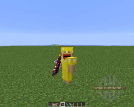 QuiverBow [1.6.4] for Minecraft