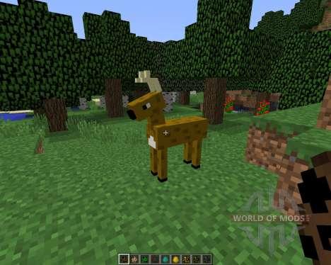 Deer [1.8] for Minecraft