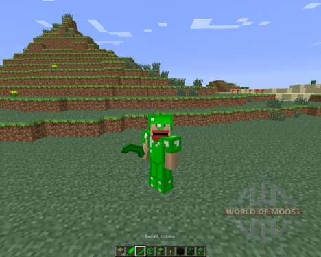 Emerald [1.6.4] for Minecraft